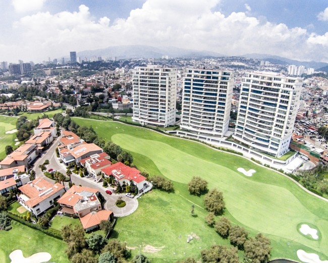 Club de Golf Bosques – F Towers