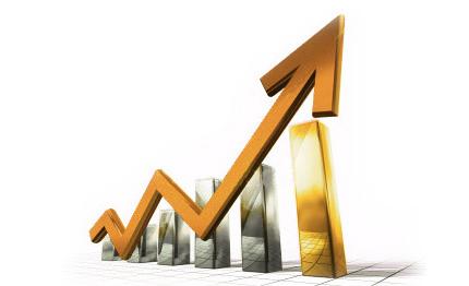 PIB: creció 0.6% al primer trimestre del año