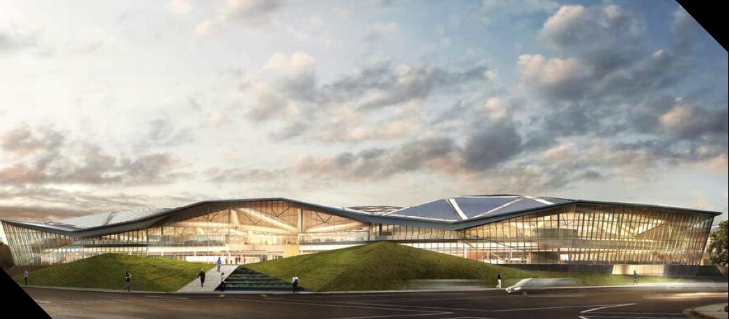 Las nuevas oficinas de Nvidia se construirán con realidad virtual