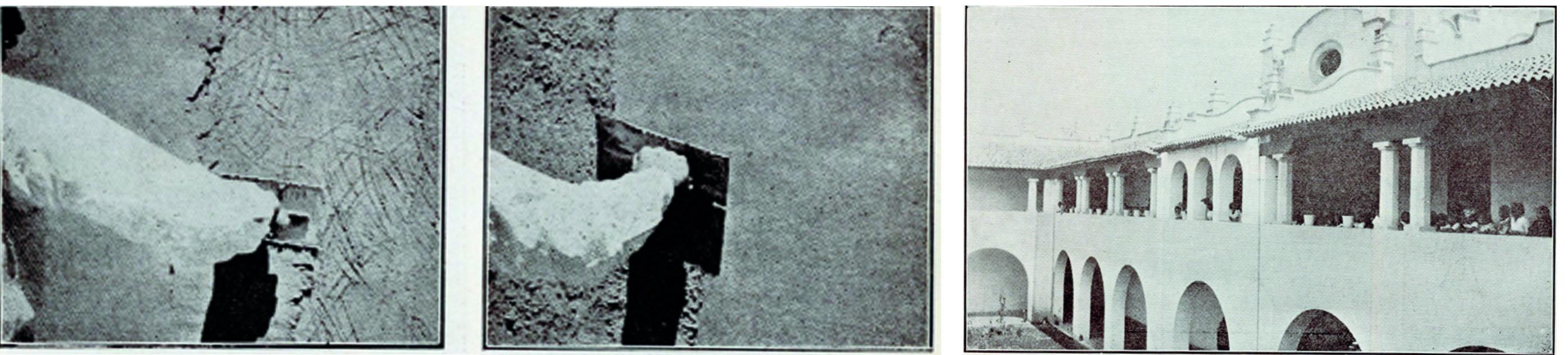 La Escuela Benito Juárez y el boom del cemento en los años veinte