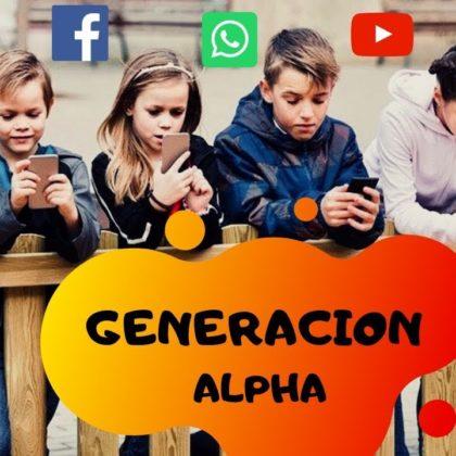 GENERACIÓN ALPHA: EL FUTURO