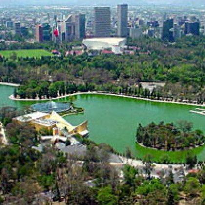 Rehabilitación del Bosque de Chapultepec