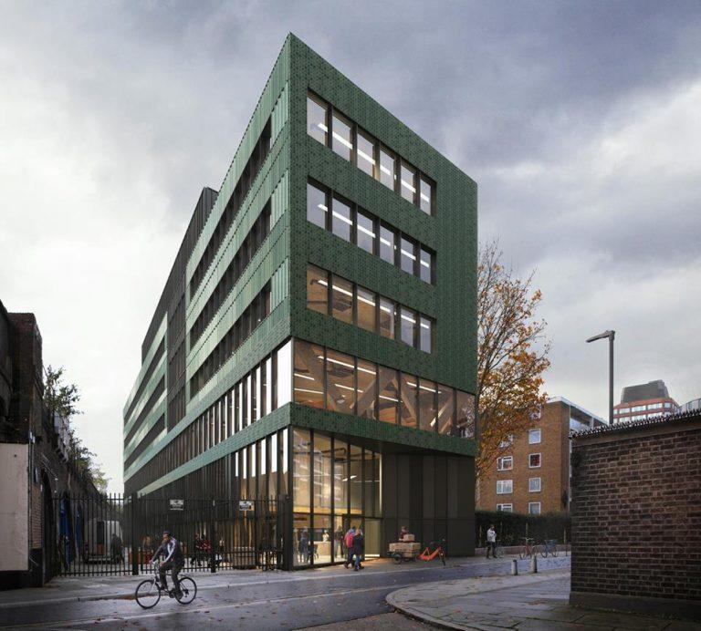 Edificio con cero emisiones de carbono