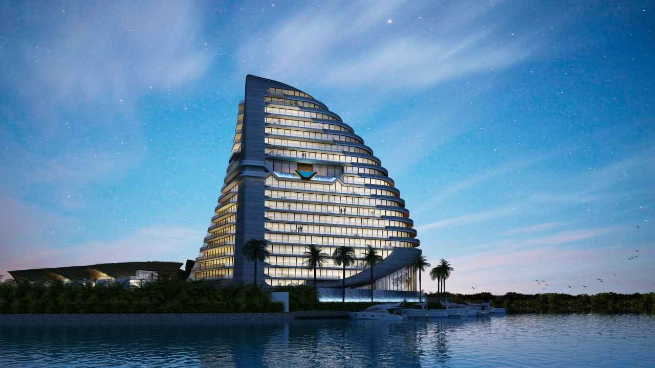 Torre que rompe paradigmas