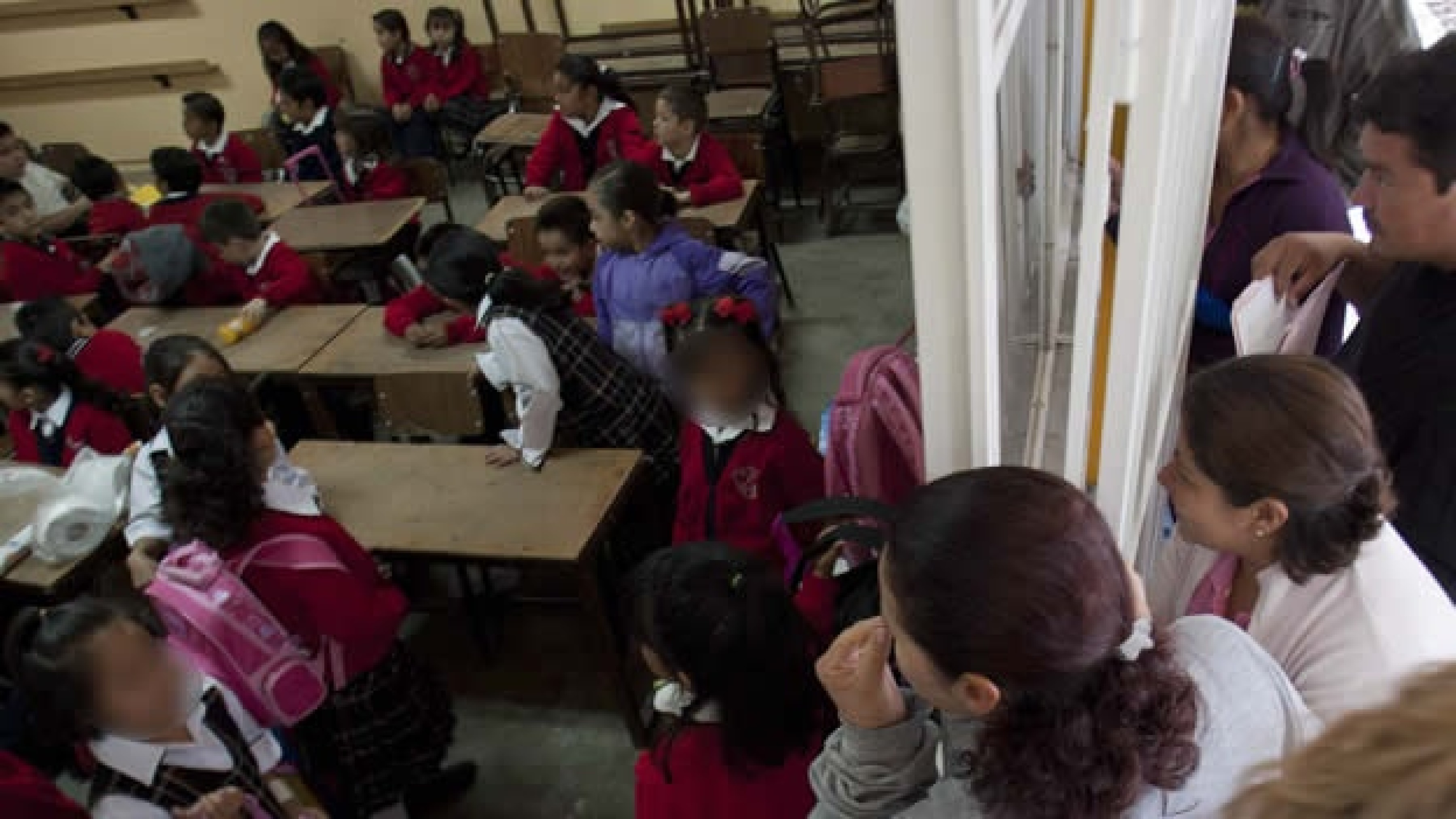 Riesgos sanitarios en las escuelas