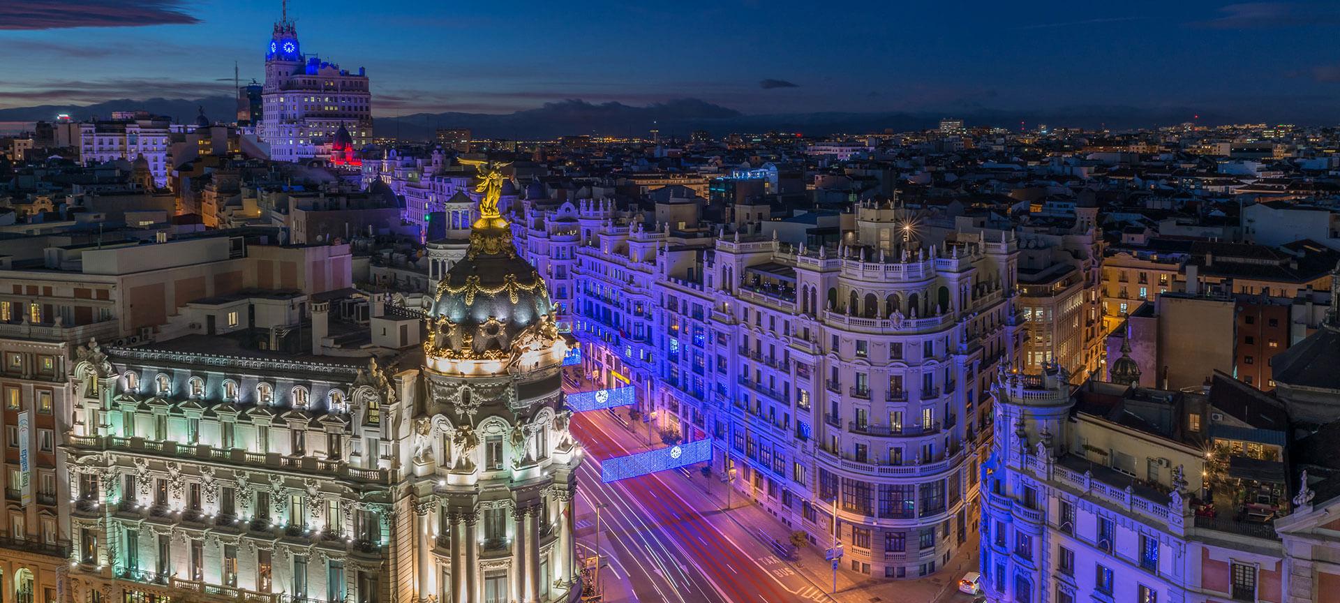 Madrid atrae turismo latinoamericano por medio de seminarios web