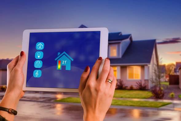 Digitalización en edificaciones residenciales