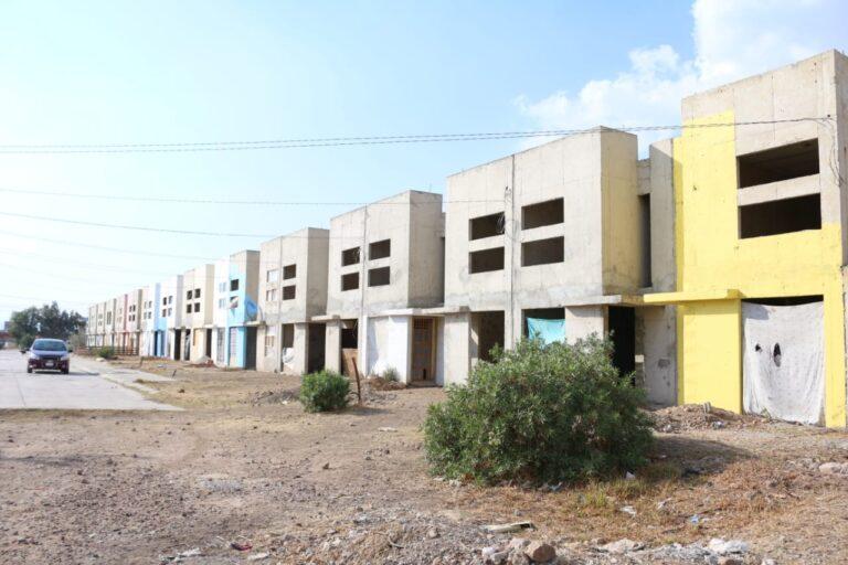 Viviendas abandonadas serán regeneradas