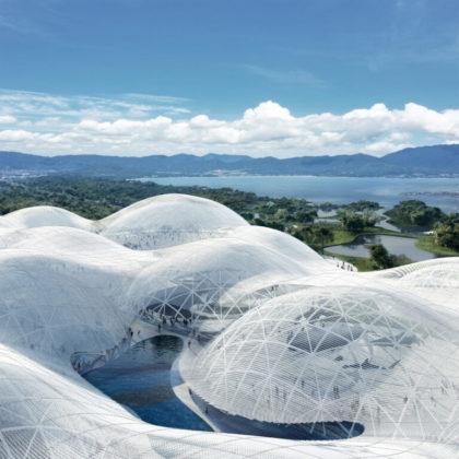 Museo en Forma de Nube