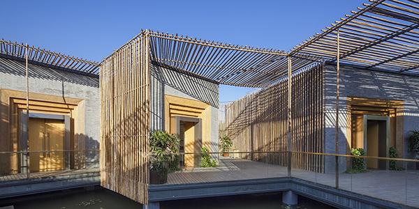 El bambú es sustentable en la industria de la construcción