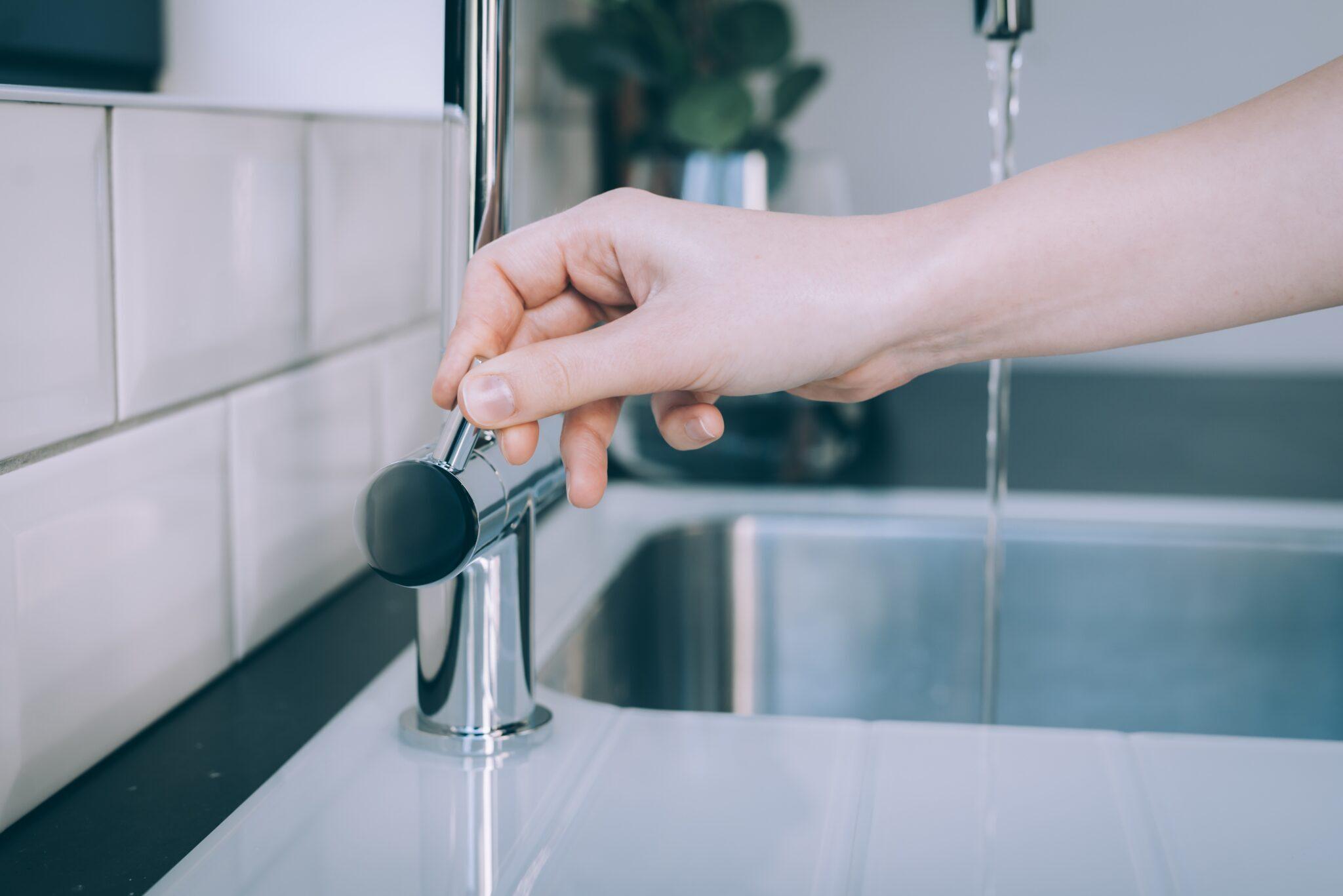 Ahorro de agua en el hogar