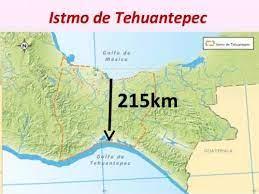 Corredor Interoceánico de Tehuantepec