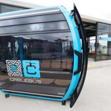 Cablebús en CDMX