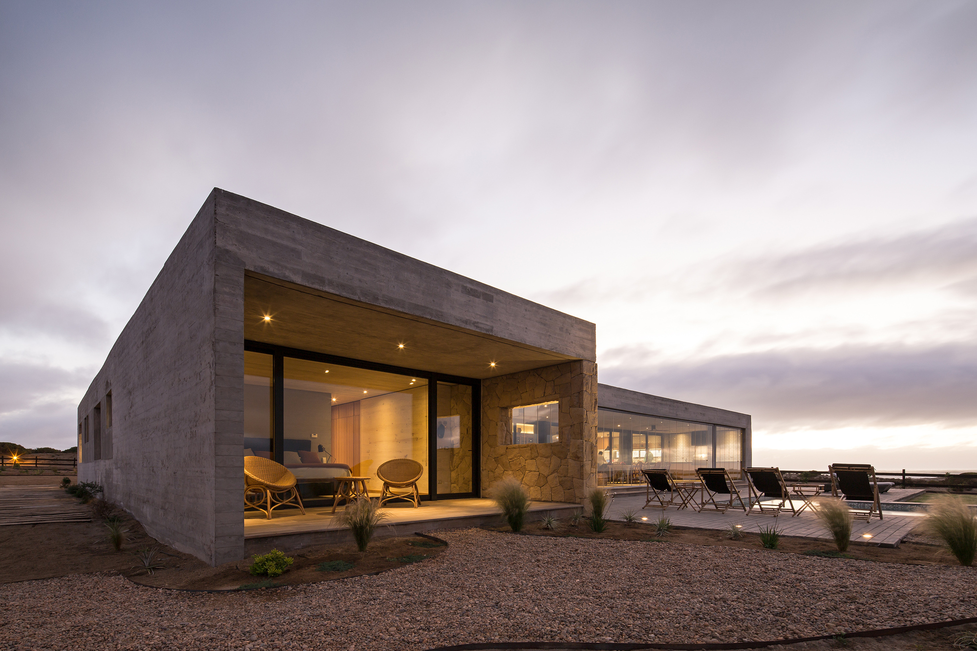 Casa inteligente prefabricada por arquitecto mexicano