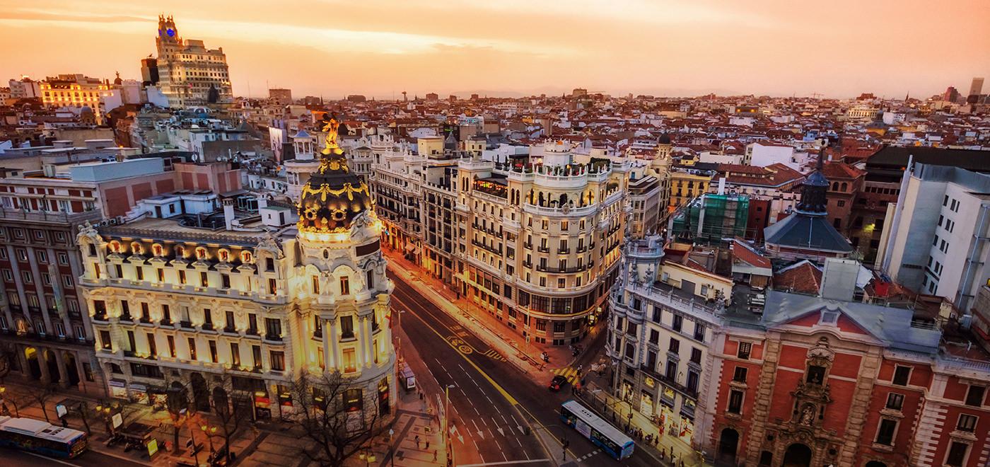 Madrid pone en marcha nuevos desarrollos urbanisticos