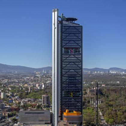 ¿Rascacielos más seguro en CDMX?